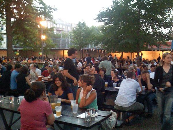 Enjoy Summer At The Bohemian Beer Garden In Astoria