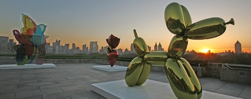 "comparision jeff koons puppy This ""flower puppy"" serves to commemorate the 40-foot sculpture featuring an irrigation system and living, flowering plants that koons created for the entrance of."